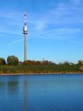 """""""Donauturm"""" Photographie stock libre de droits"""