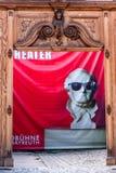 Bayreuth Richard Wagner Studio Bühne royalty free stock photos