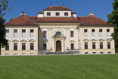 """""""Lustheim"""" Castle outside of Munich, Germany Royalty Free Stock Photography"""