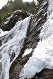 """Valul Miresei"" Waterfall, Romania Stock Image"