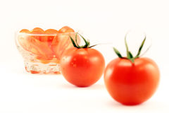 ​​tomatoes Royalty Free Stock Photo