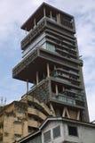 € «Мумбай Antilla, Индия Стоковая Фотография