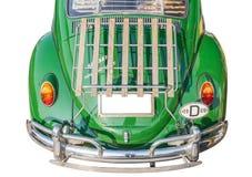 € «11-ое февраля 2017 Бангкока, Таиланда: Классический VOL. зеленого цвета жука Стоковые Фотографии RF
