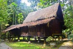 € «январь 2016 Куалаа-Лумпур, Малайзии Дом Малаккы на научно-исследовательском институте лесохозяйства Малайзии (FRIM) Стоковые Изображения
