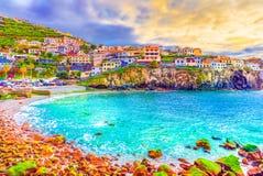 """€ """"Madeira, Portugal de Câmara de Lobos Fotos de archivo libres de regalías"""