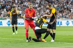 """€ """"Young Boys, julio de Kyiv del dínamo del partido de fútbol de la liga de los campeones Fotos de archivo"""