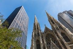 †‹MANHATTAN, NEW YORK Lizenzfreies Stockbild
