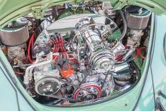 """€ de Banguecoque, Tailândia """"11 de fevereiro de 2017: Motor novo do clássico vi Imagens de Stock Royalty Free"""