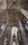 € de Nuremberg, Allemagne «le 30 décembre 2016 : Église de St Sebaldus Photos stock