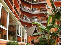 € de Torremolinos, Espagne «le 18 septembre 2016 : Hôtel Tropicana sur P Photos stock
