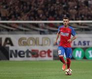€ « Dinamo Bucuresti de Romania's Liga 1†« Steaua Bucuresti du football Photos stock