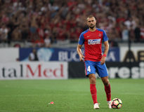 € « Dinamo Bucuresti de Romania's Liga 1†« Steaua Bucuresti du football Photo stock