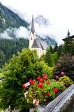Heiligenblut (Österrike) Arkivbilder