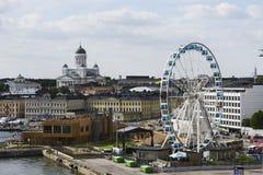 """€ HELSINKIS, FINNLAND """"am 15. Juni 2017: Ansicht von Helsinki vom s Stockfotos"""