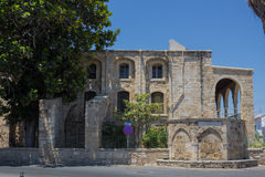 "€ Larnakas, Zypern ""am 26. Juni 2015: Kebir-Moschee, Larnaka, Zypern Stockfotos"