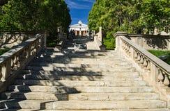 € «Lynchburg террасы памятника, Вирджиния, США Стоковые Фото