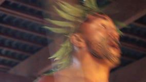 """€ maori """"Haka di ballo tradizionale video d archivio"""