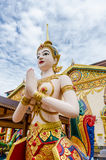 "€ tailandês ""Penang Malásia do templo budista Fotografia de Stock"