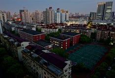 """€ vivente urbano moderno """"a partire dal giorno alla notte Immagini Stock"""