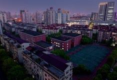 """€ vivente urbano moderno """"a partire dal giorno alla notte Fotografie Stock"""