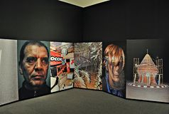 19º выставка Fotopres 2015 Стоковые Изображения RF