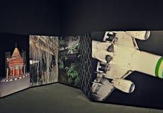 19º выставка Fotopres 2015 Стоковые Изображения
