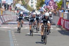 98°环意自行车赛 免版税图库摄影