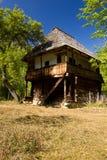 auténtico tradicional Gorj de la casa Imagenes de archivo