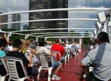 Chicago de bateau de rivière Photo libre de droits