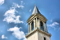 Costantinopoli Turchia del palazzo di Topkapi fotografie stock