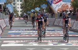 98° D'Italia Giro Obrazy Royalty Free