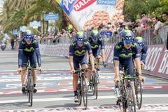 98° D'Italia Giro Zdjęcia Royalty Free