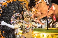 € 2016 de carnaval «Salgueiro Image stock