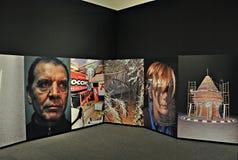 19º exposición Fotopres 2015 Imágenes de archivo libres de regalías