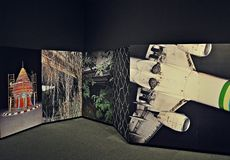 19º exposición Fotopres 2015 Imagenes de archivo
