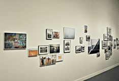19º exposition Fotopres 2015 Images stock