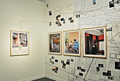 19º exposition Fotopres 2015 Image stock
