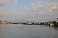 € «Grèce de Nafplio Photo stock