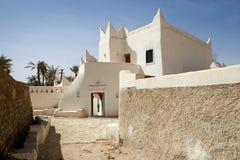Líbia 4 da cidade de Ghadamis Imagem de Stock