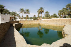 Libia 2 de la ciudad de Ghadamis Fotografía de archivo libre de regalías