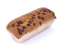 Magdalena Valenciana de pain de puces de chocolat Image stock