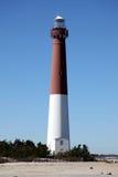New Jersey de phare de Barnegat Image libre de droits