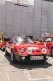 1968†'1973 rocznika samochód Opel GT Obrazy Stock