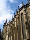 Iglesia negra – Brasov – Rumania Imagenes de archivo