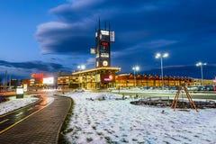 Â Rumania del centro de ciudad del â de Brasov viejo Foto de archivo libre de regalías