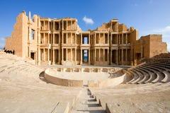 Sabratah 2 de Libia Foto de archivo libre de regalías