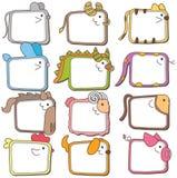 Chinese dierenriem dierlijke kaders Stock Foto