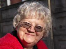 Âge heureux Image libre de droits