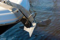 Âncora do barco Imagem de Stock Royalty Free