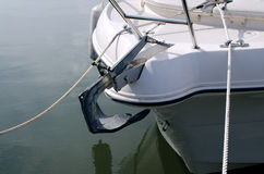 Âncora do barco Fotos de Stock Royalty Free